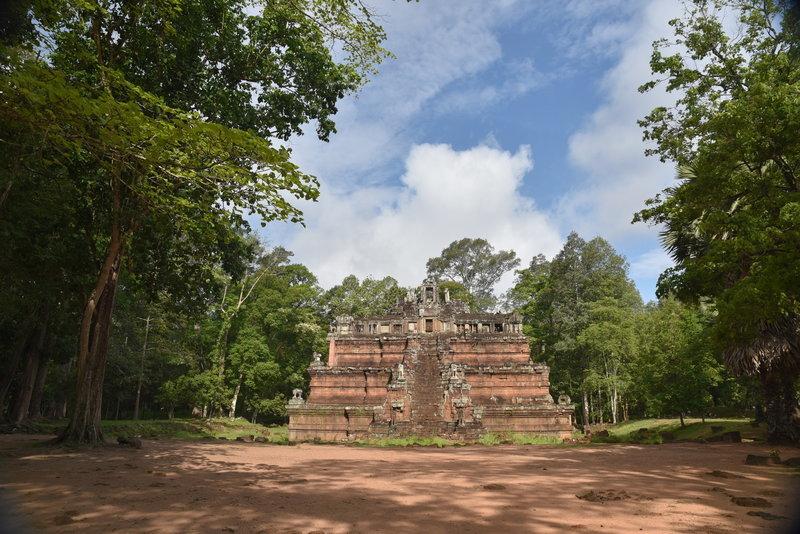 Phimeanakas Temple.