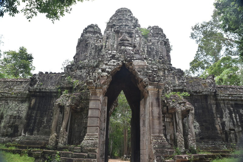 Gate of the Dead (East Gate).