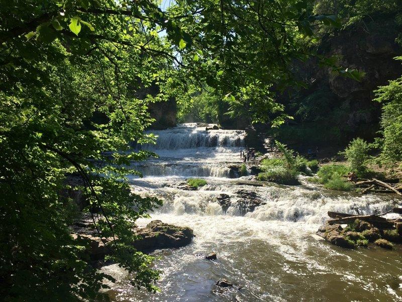 Willow Falls.
