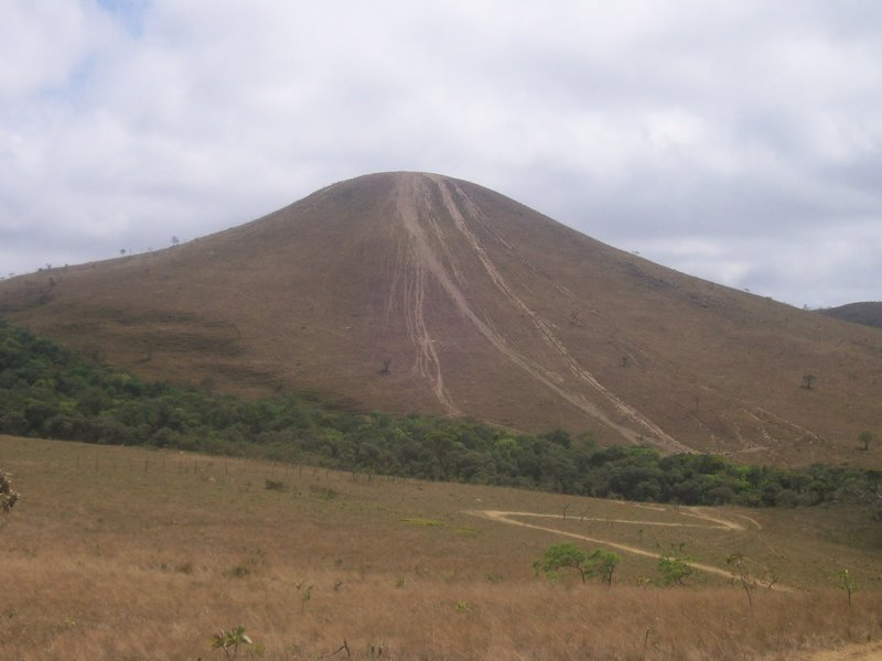 Morro do Careca Hill is just waiting to be climbed!