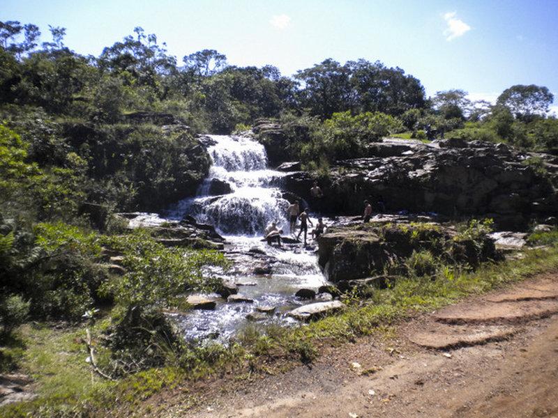 Viana Waterfall.