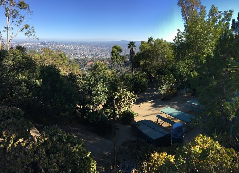 LA is quite beautiful from Dante's View.