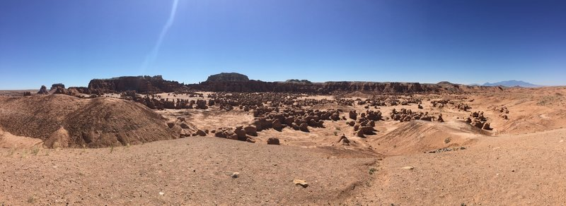 Goblin Valley is a unique and bizarre place.
