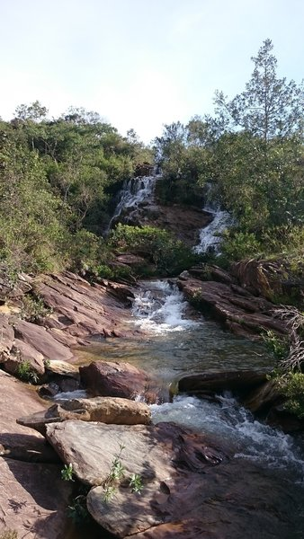 Mingu Waterfall.