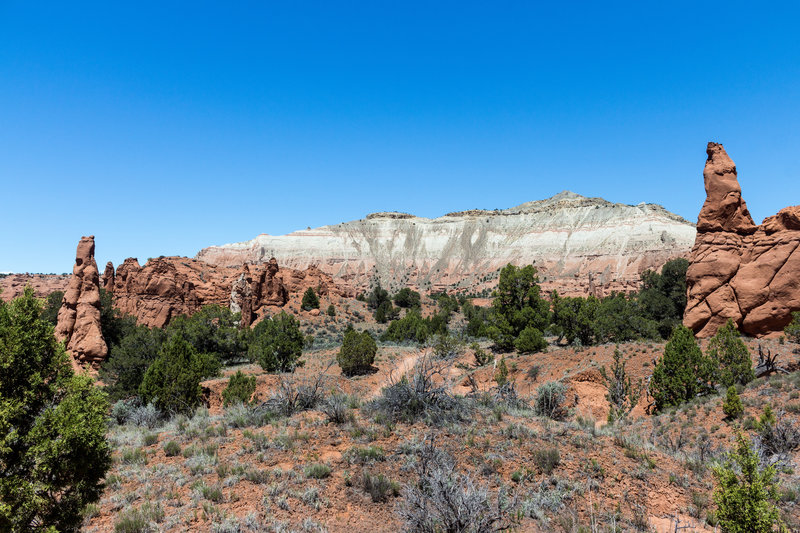 Kodachrome Basin State Park is gorgeous from the Panorama Trail.
