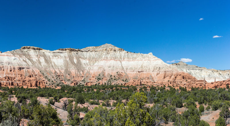 Experience expansive views of Kodachrome Basin State Park from the Panorama Trail.