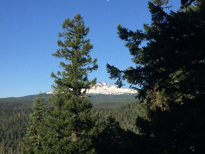 Hiking Trails near Deschutes National Forest on