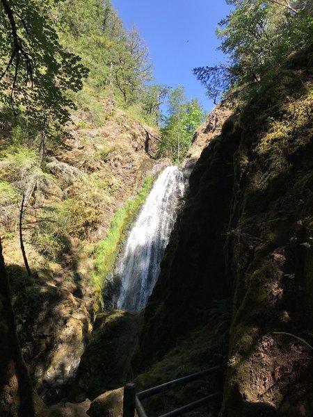 Susan Creek Falls.