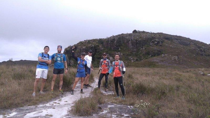 Itacolomi Trail