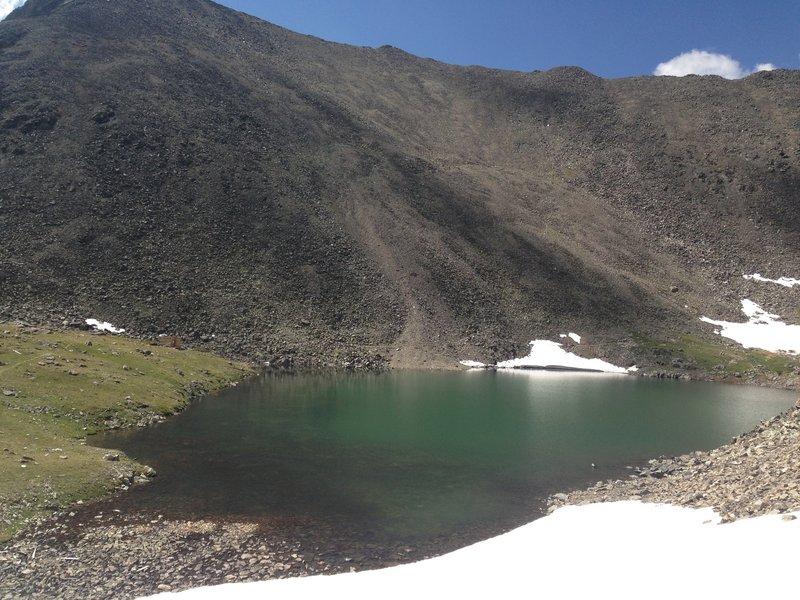 Crystal Lake-Upper Lake.
