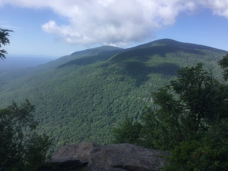 Another glimpse from Huckleberry Point.