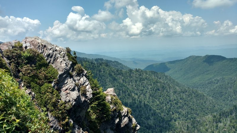 Charlie's Bunion, Great Smoky Mountain National Park