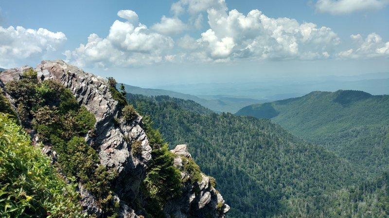 Charlie's Bunion, Great Smoky Mountain National Park
