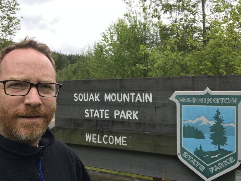 Squac 1 at Squak Mountain.  Squacs Rule!
