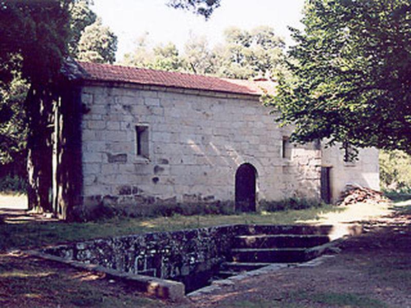 Capela de Santiago de Ferreira - Paços de Ferreira - Portugal.
