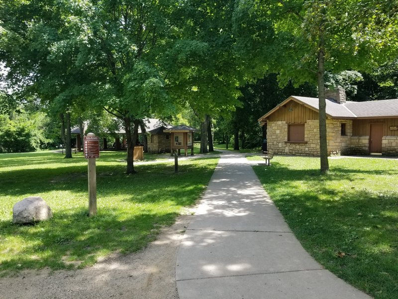 State park facilities