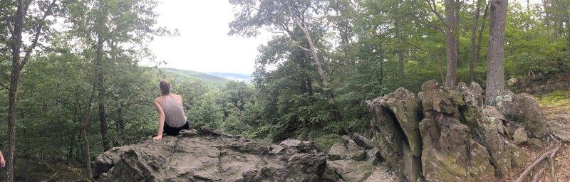 Blue Ridge Lookout