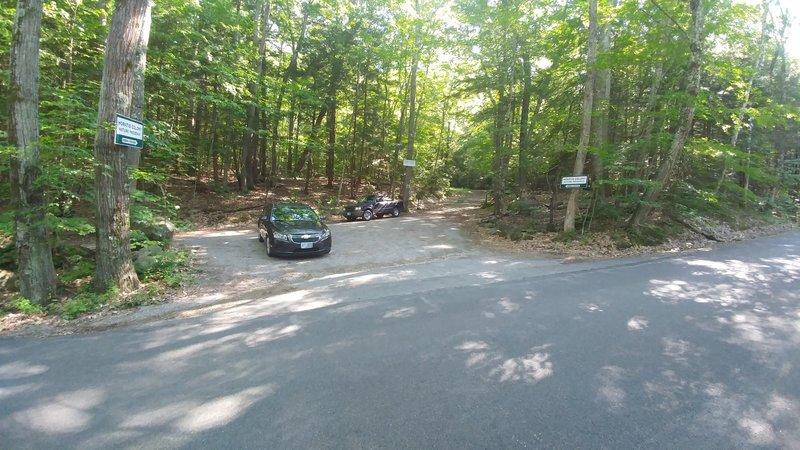 Horatio Colony Nature Preserve Parking