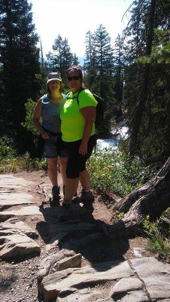 Lake Solitude Trail