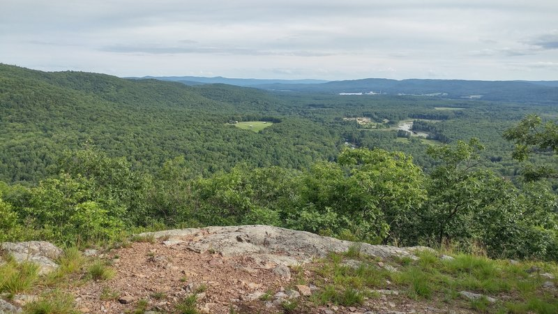 View from Moon Ledge