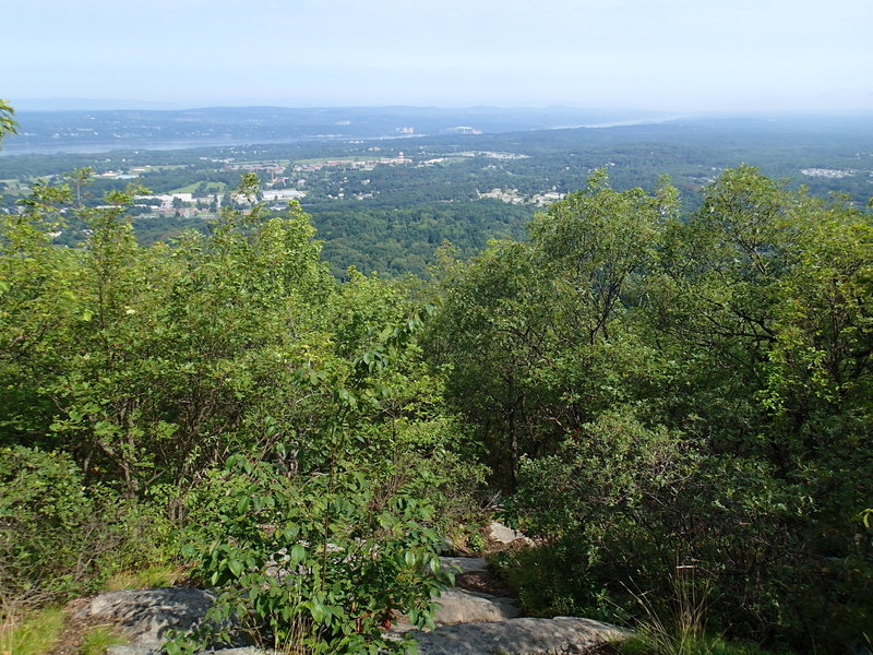 Viewpoint from Overlook Trail