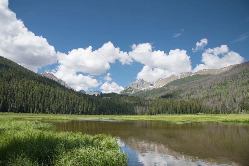 Lower Boulder Lake
