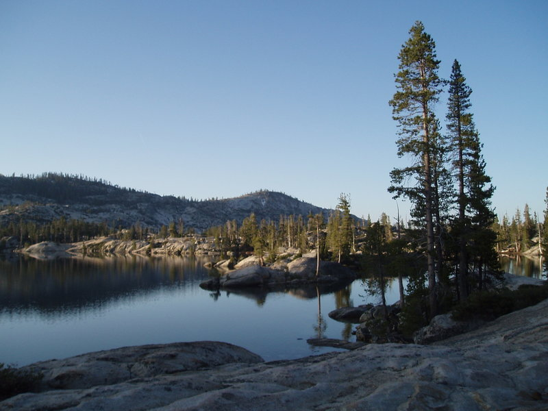 Spotted Fawn Lake.