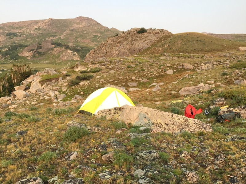 Mistymoon campsite