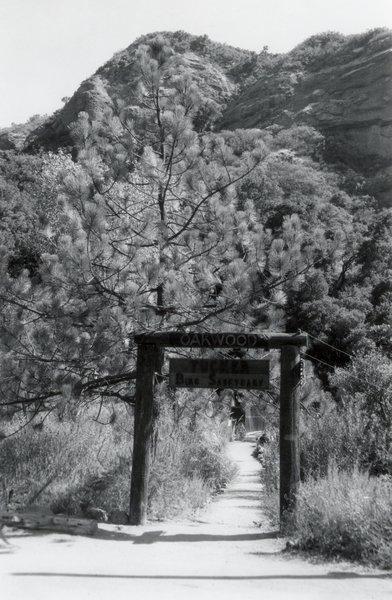 Tucker Wildlife Sanctuary, Modjeska Canyon