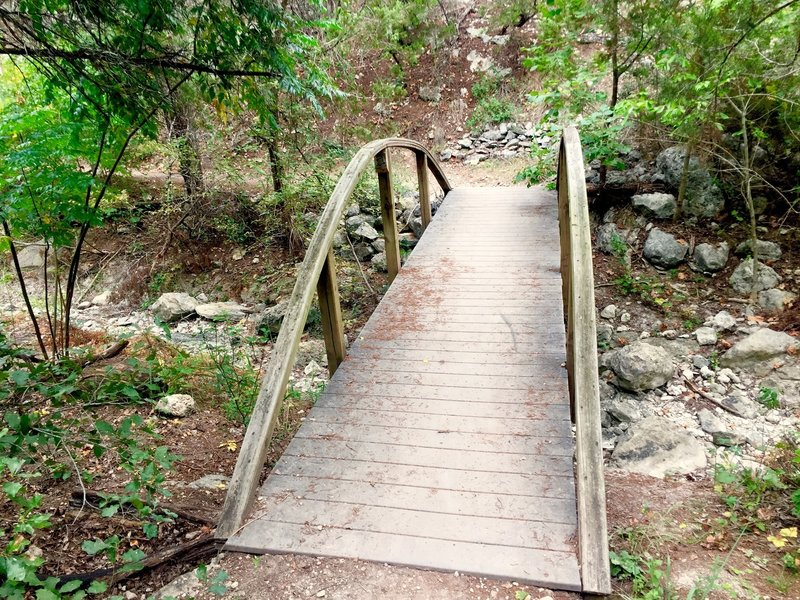 Canyon Trail - Lakeway Canyonlands - Follow the featured route to see this shot along the way.