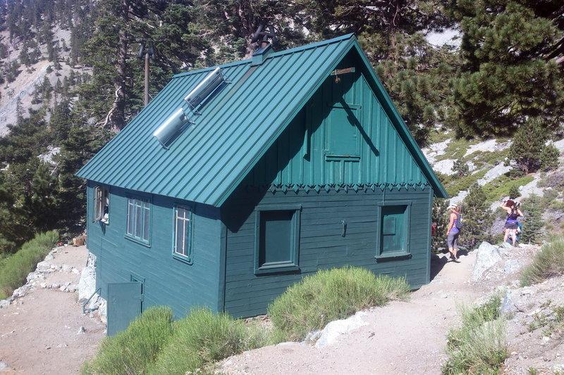 Mount San Antonio, Ski Hut, 2015.07.12 (17)