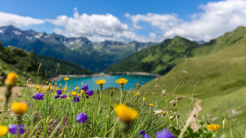 Lago Ritom: A beautiful place in the Swiss alps