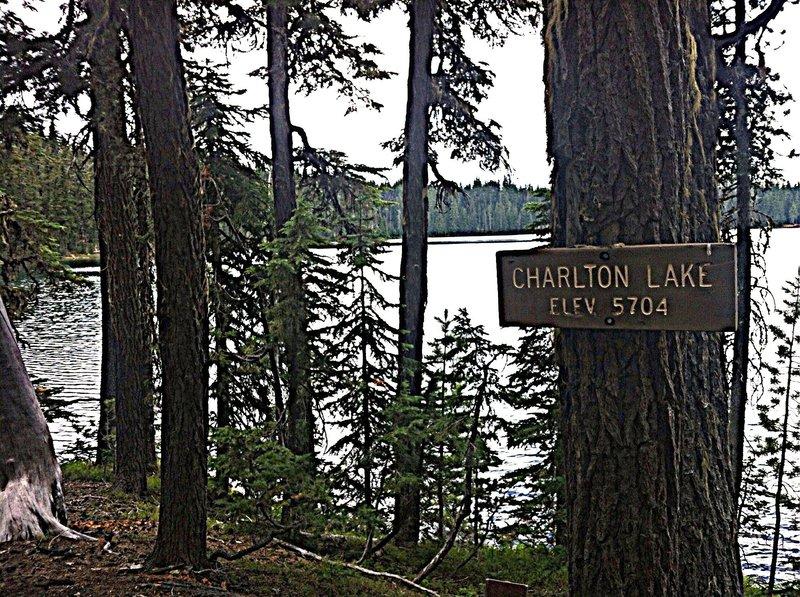Charlton Lake View