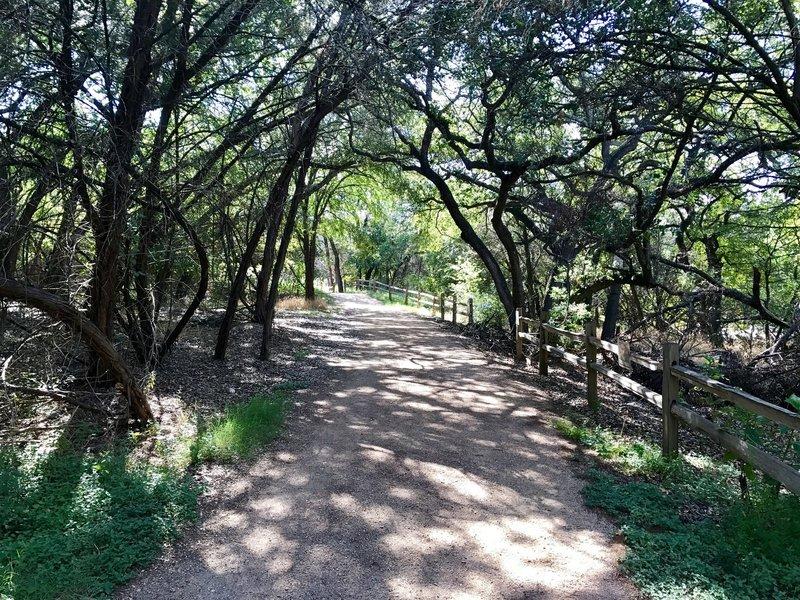 Hamilton Greenbelt Trail.