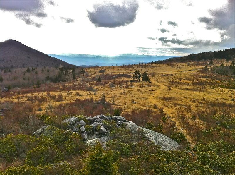 Virginia high country.