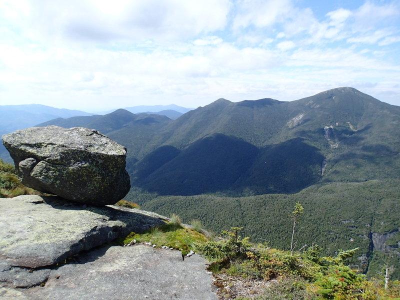 Near Mount Colden Summit.
