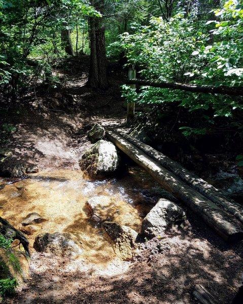 Bear Creek Crossing on Bear Creek Trail (#666).