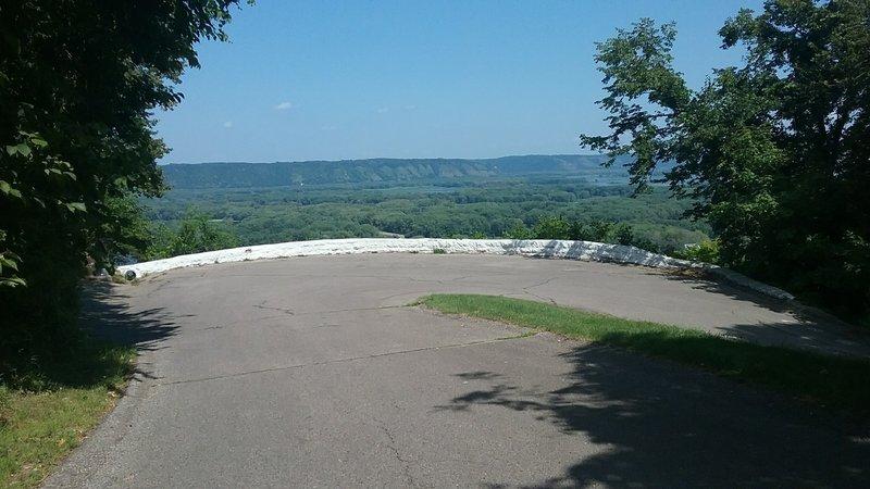 Mount Hosmer Overlook