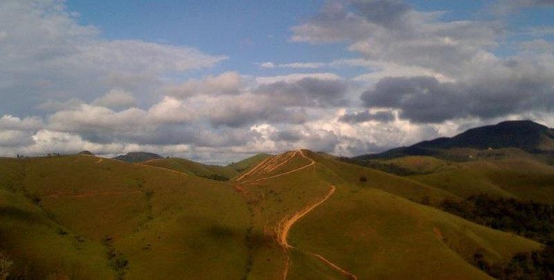 The Perdidas Trail