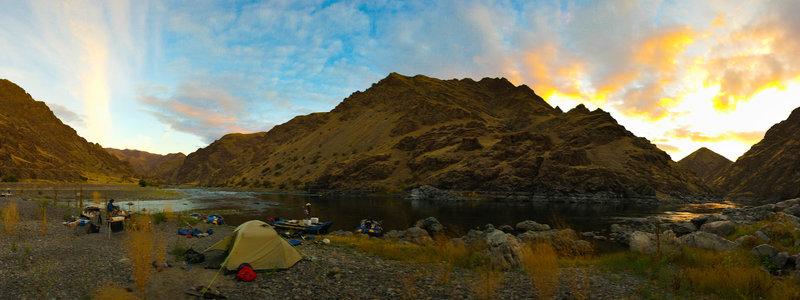 Hells Canyon Hunting and Fishing