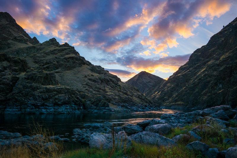 Hells Canyon.