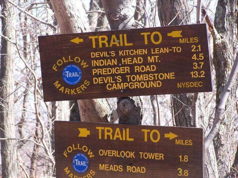 Overlook Mountain Trail