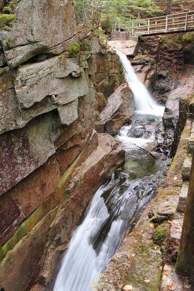Sabbaday Falls Trail