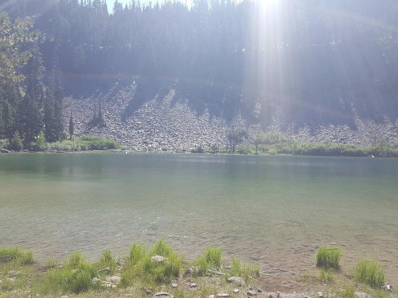 Boulder Lake, East Shore