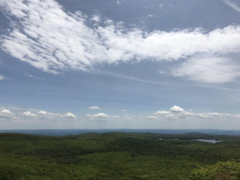 Highest Point in Connecticut!