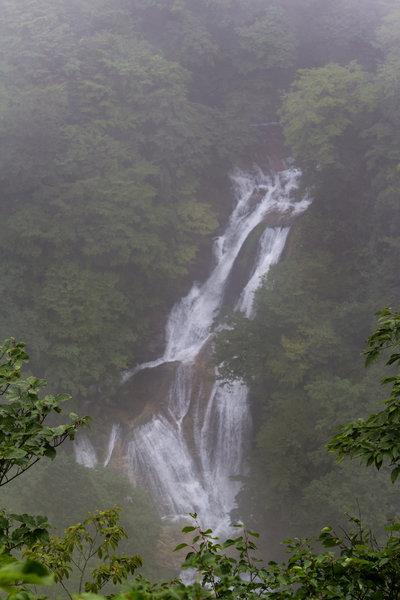 Lower Kirifuri-no-taki Falls