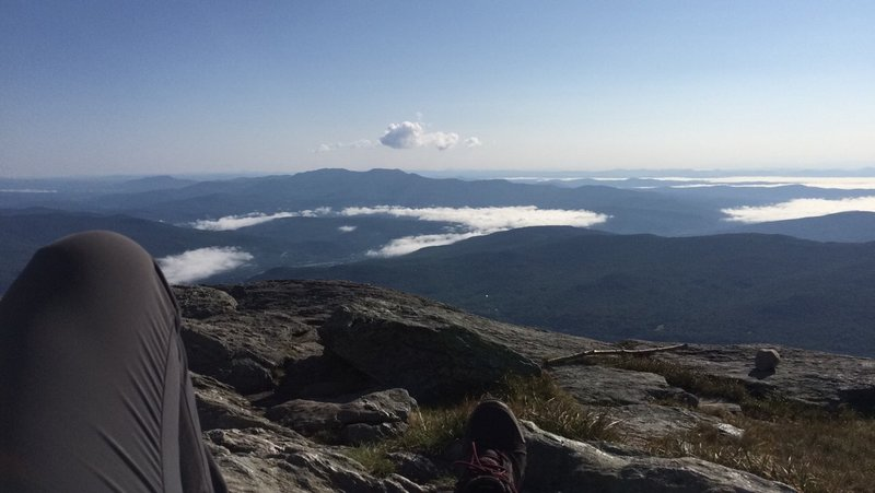 Summit of Camel's Hump