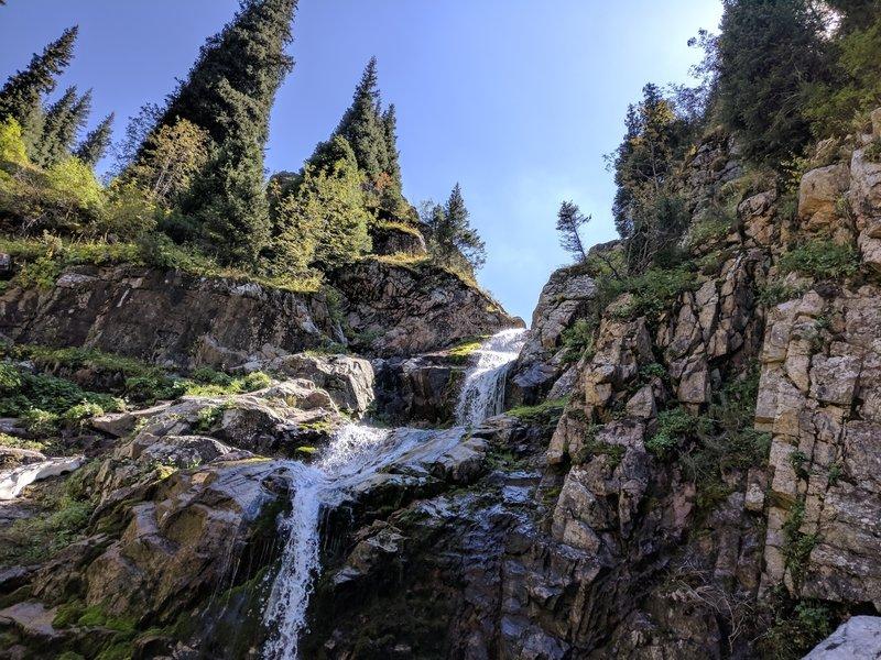 Big Gorelnik waterfall