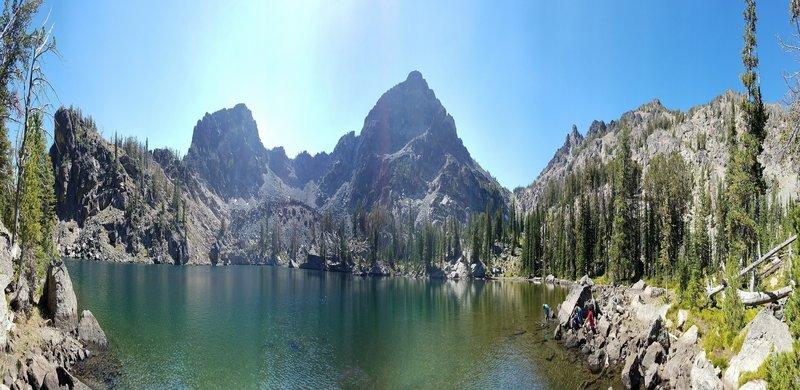 Upper Cannon Lake.