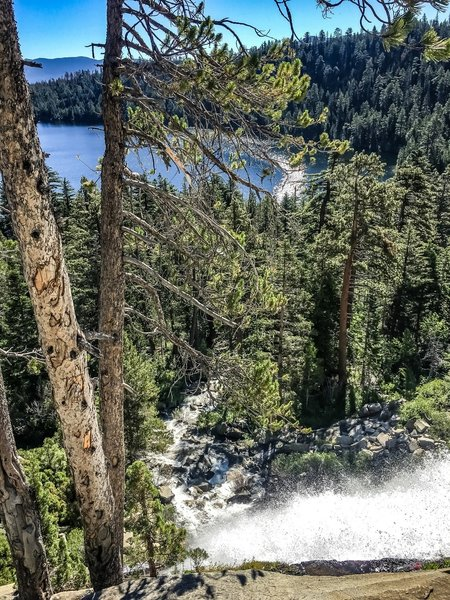 Cascade Falls Trail, CA.